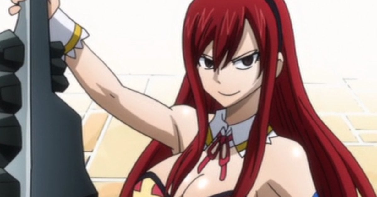 fairy tail erza cosplay