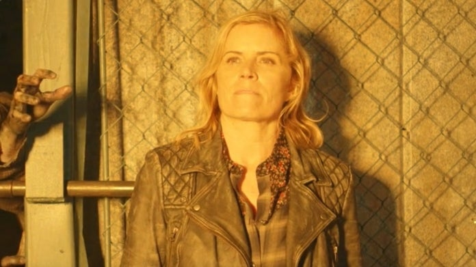 Fear the Walking Dead Madison Clark death Kim Dickens