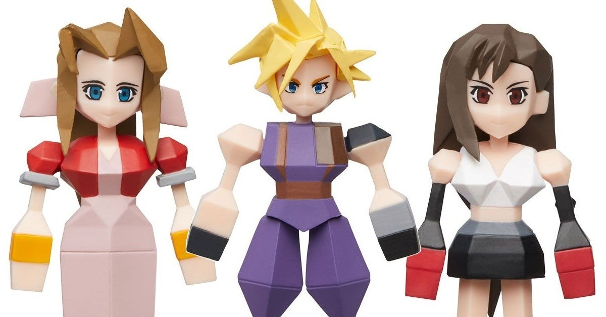 final fantasy 7 polygon figures new cropped hed