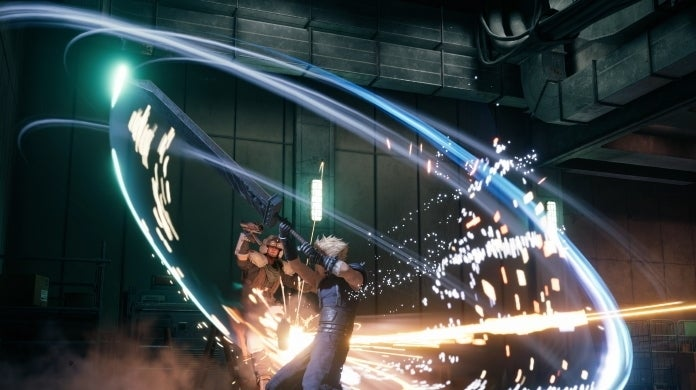 final fantasy 7 remake cloud fight cropped hed