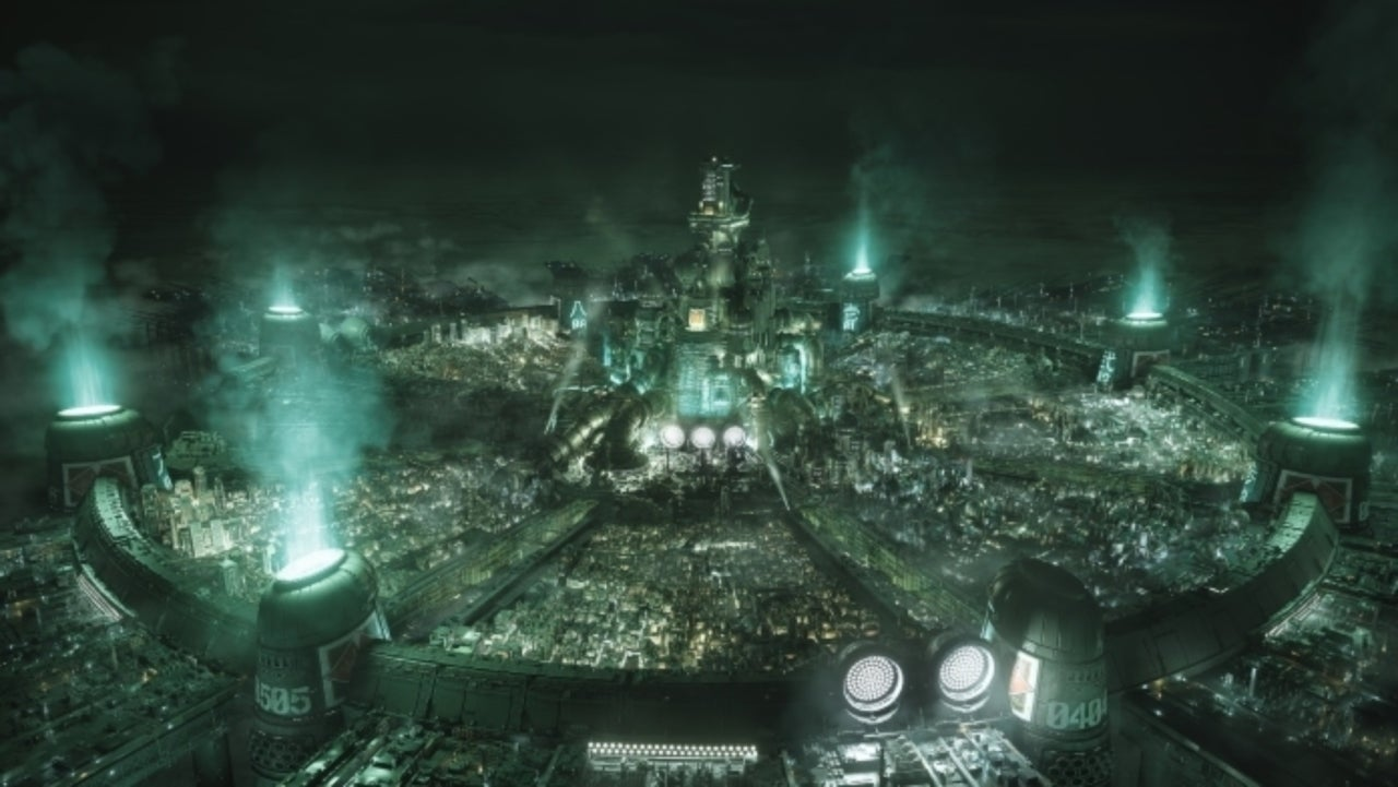 Final Fantasy 7 Remake Shares Zoom Virtual Backgrounds Options