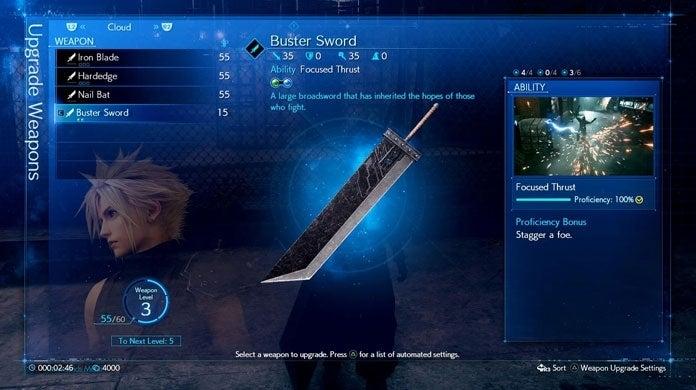 Final-Fantasy-VII-Remake-Weapons