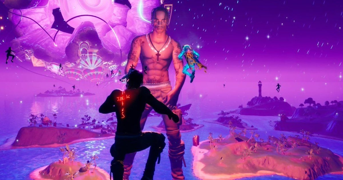 Fortnite Travis Scott Astronomical Event: Here's What ...