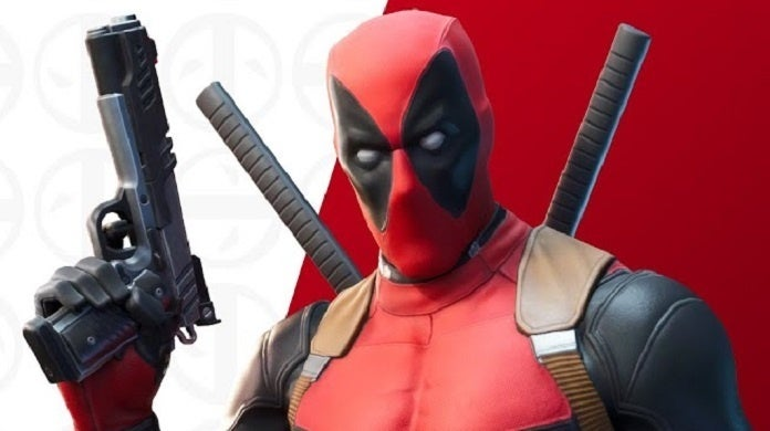 Fortnite Deadpool Skin