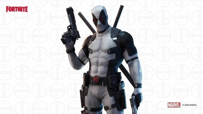Fortnite Deadpool X-Force2
