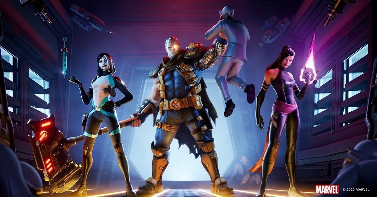 Fortnite X-Force bundle