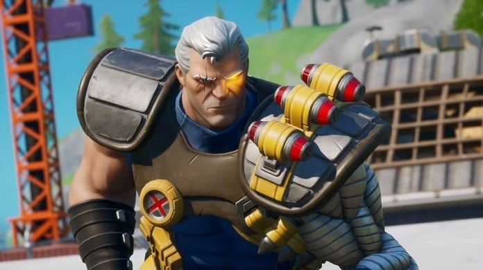 Fortnite X-Force Cable