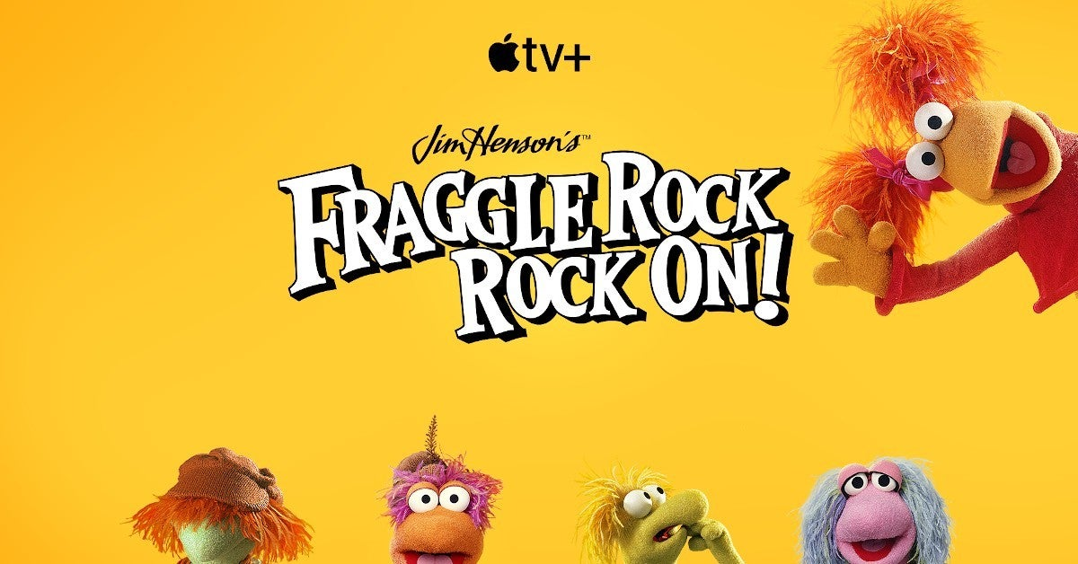 Fraggle Rock Rock On Apple TV Plus