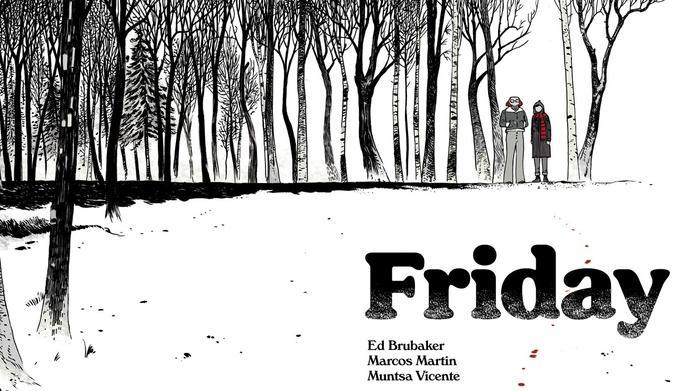 Friday Review - Cover