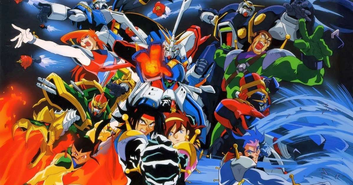 G Gundam Star