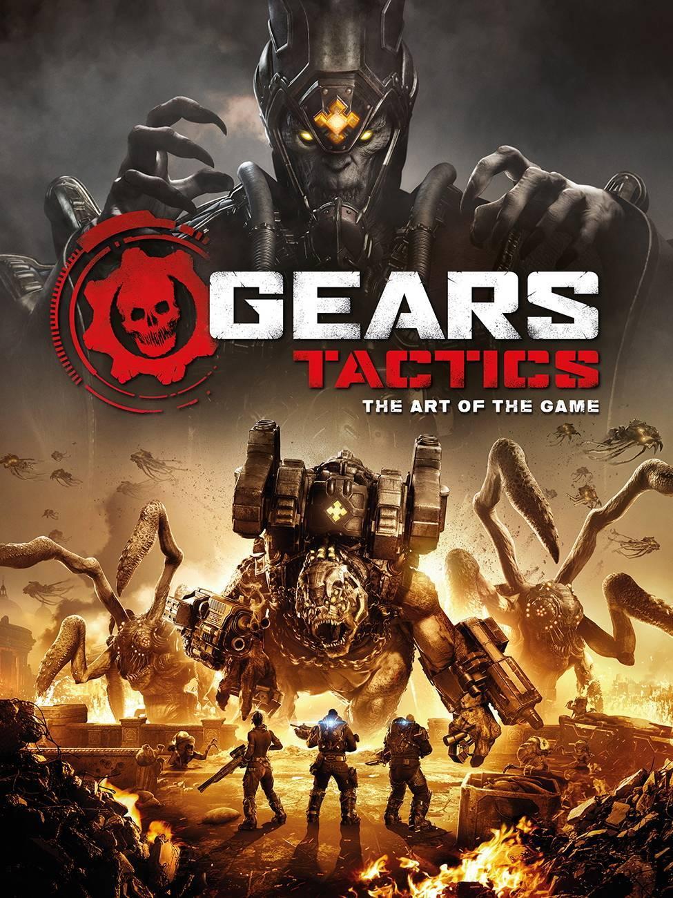 gears tactics art book cover