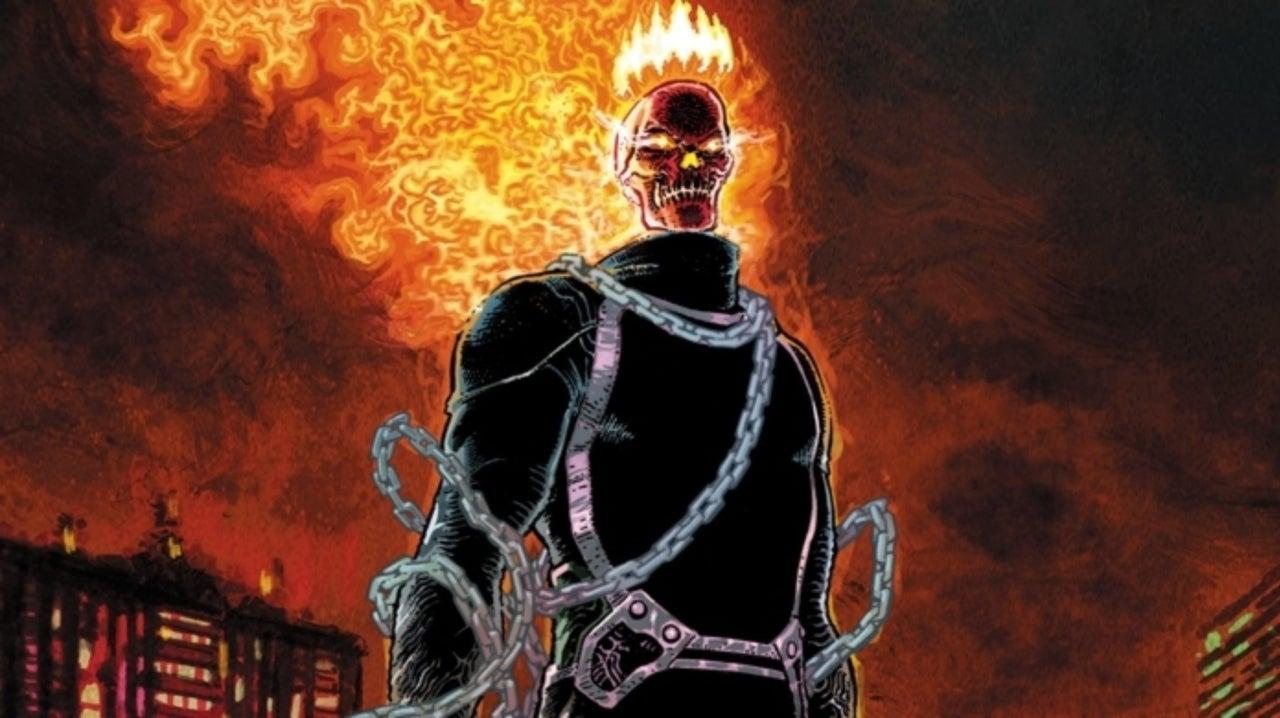 Marvel Gives Johnny Blaze a Major Upgrade
