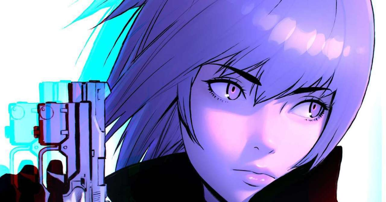 Netflix S Ghost In The Shell Anime Hypes Upcoming Premiere With New Visuals