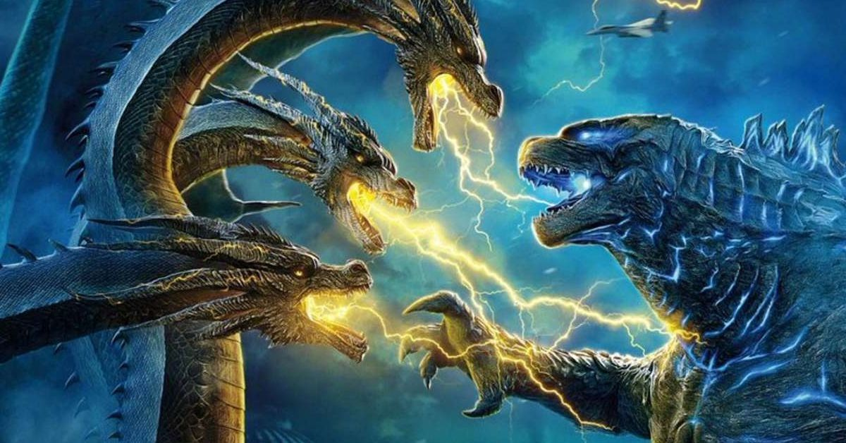 Godzilla King of the Monsters Ghidorah