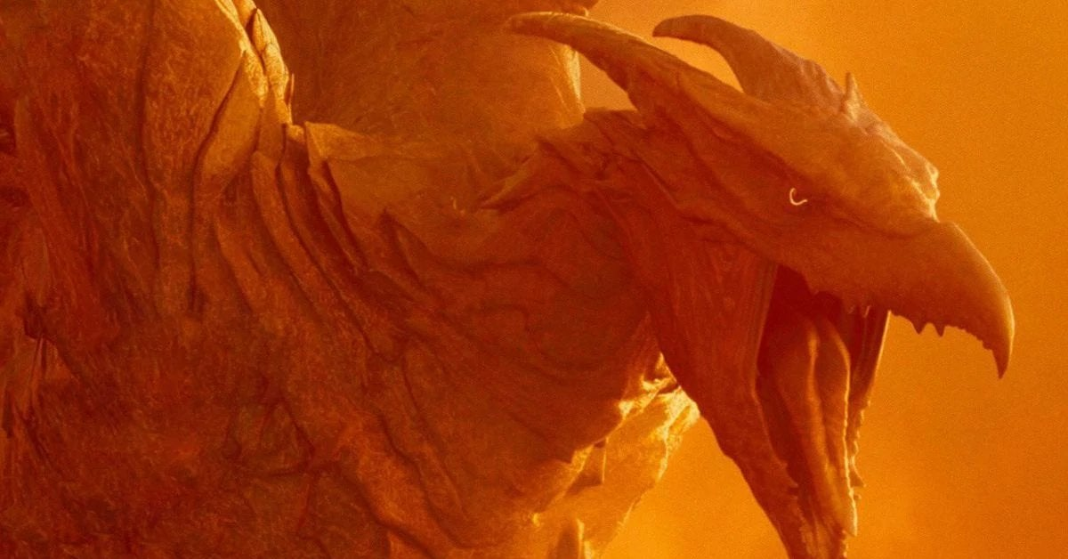 Godzilla King of the Monsters Rodan
