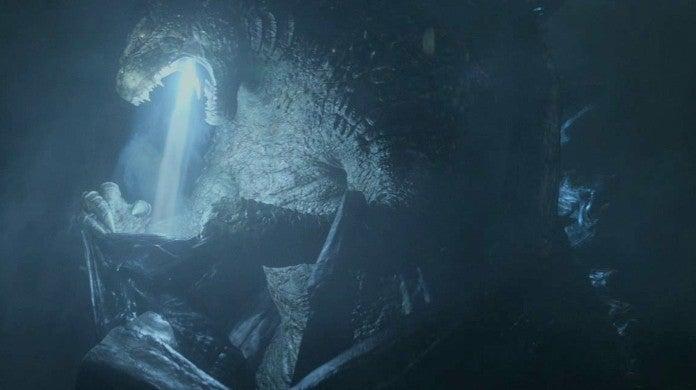 Godzilla Kiss of Death 2014