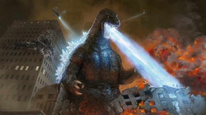 Godzilla Magic the Gathering