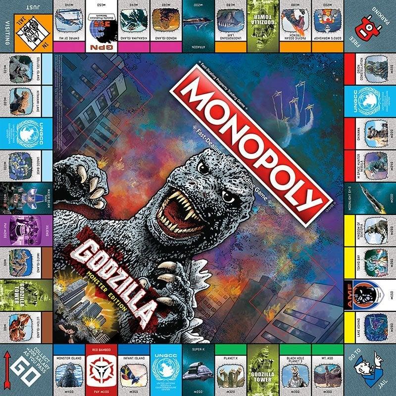 godzilla-monopoly-board
