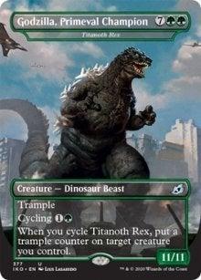 Godzilla, Primeval Champion