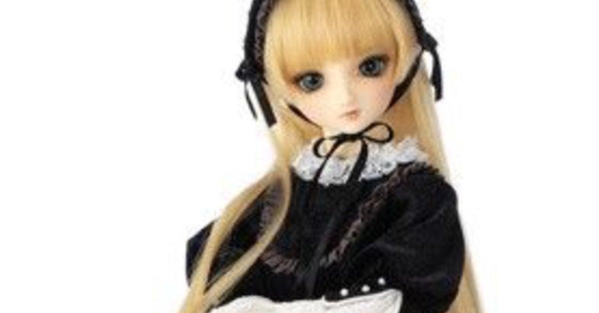 gosick porcelain doll
