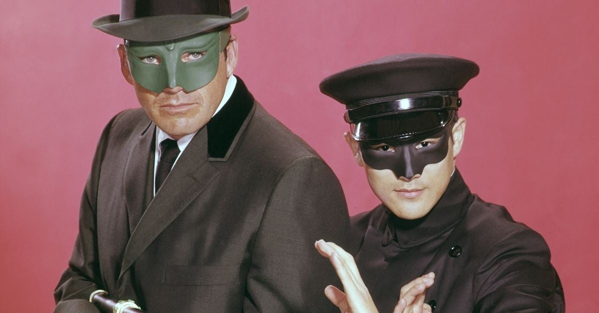 green hornet and kato reboot universal