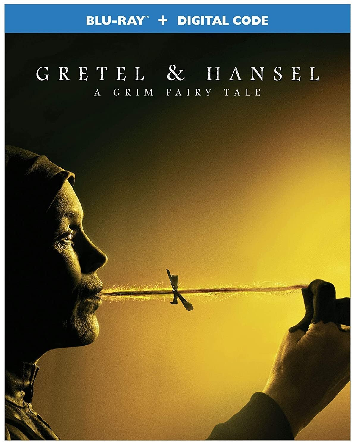 gretel and hansel blu ray cover 2020