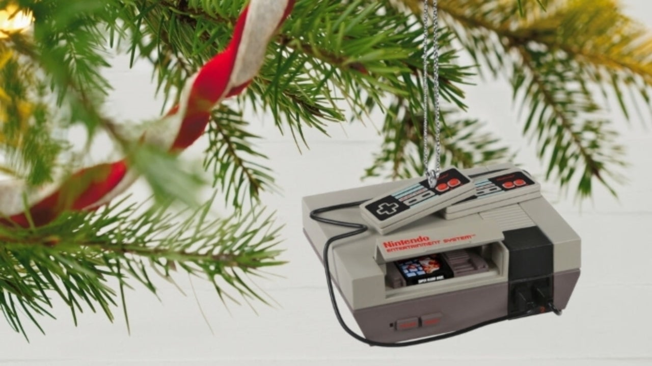 Nintendo Christmas 2020 Hallmark Reveals Nintendo, Fortnite, Minecraft, and More Christmas