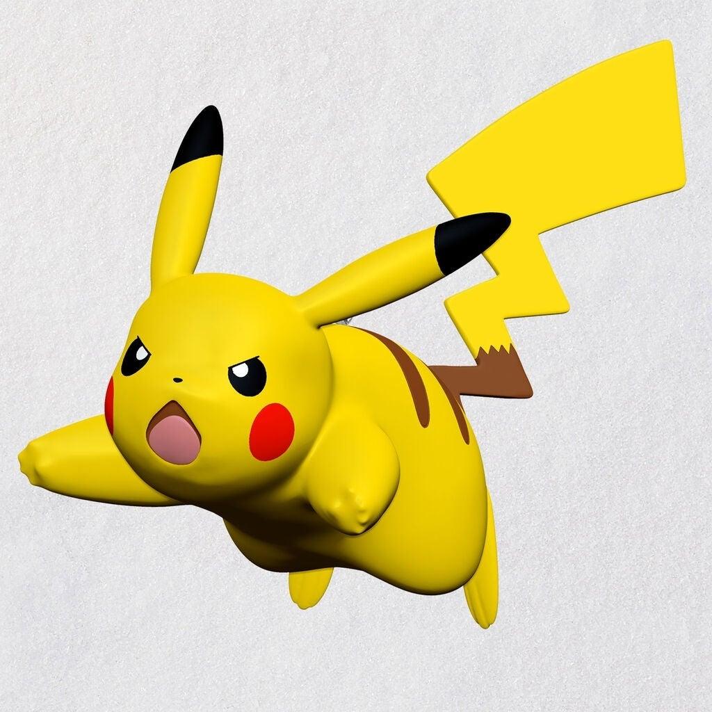 hallmark pikachu