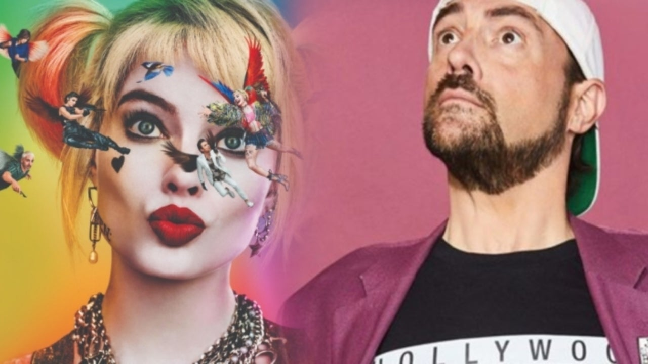Kevin Smith Says to Harley Quinn: Birds of Prey Didn't Need to Be R-Rated