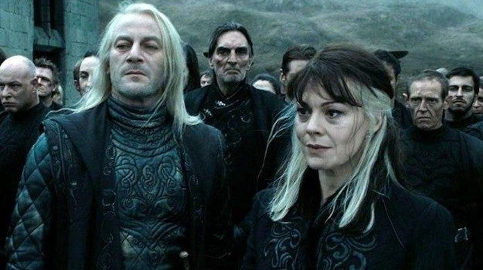 Harry Potter Jason Isaacs Lucius Malfoy Ending Epilogue Spoilers