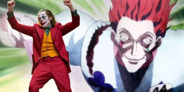 Hisoka Joker Hunter x Hunter