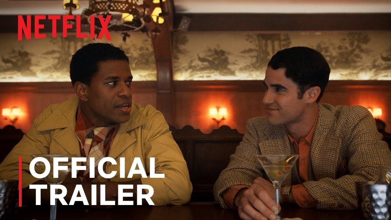 hollywood netflix trailer ryan murphy