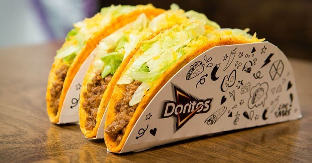 How to Get Free Taco Bell Doritos Locos Tacos