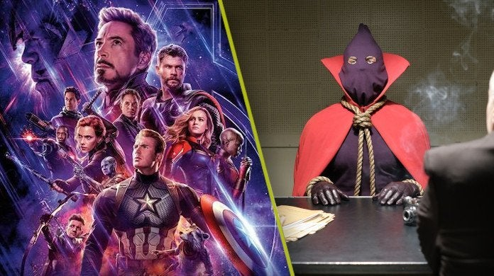 Hugo Awards 2020 Avengers Endgame Watchmen
