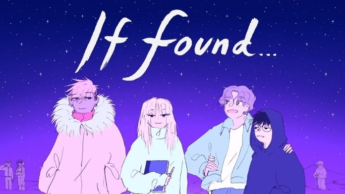 if found art cropped hed
