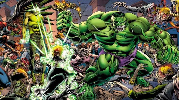 Immortal Hulk 33