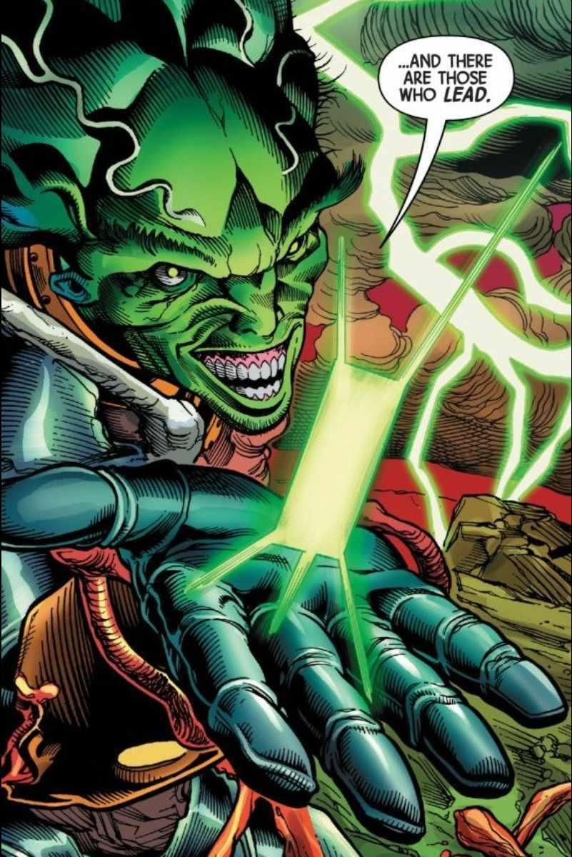 Immortal Hulk Leader