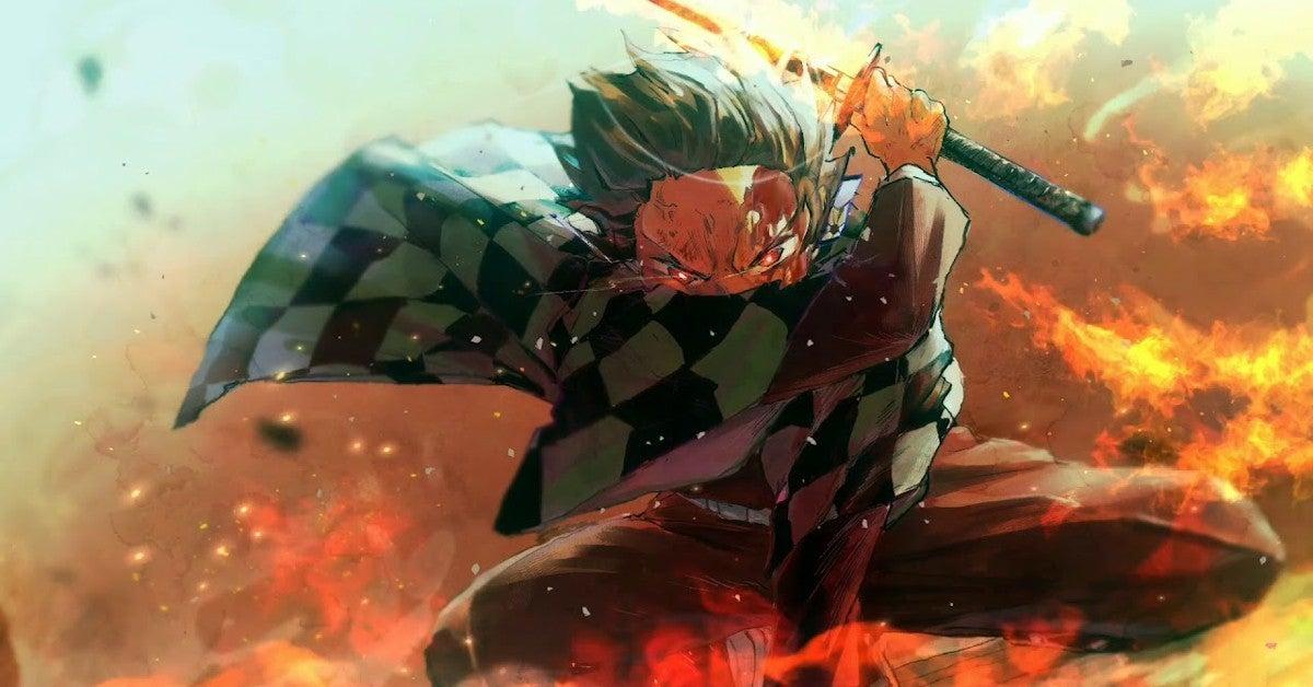 Is Demon Slayer Anime Manga To Popular