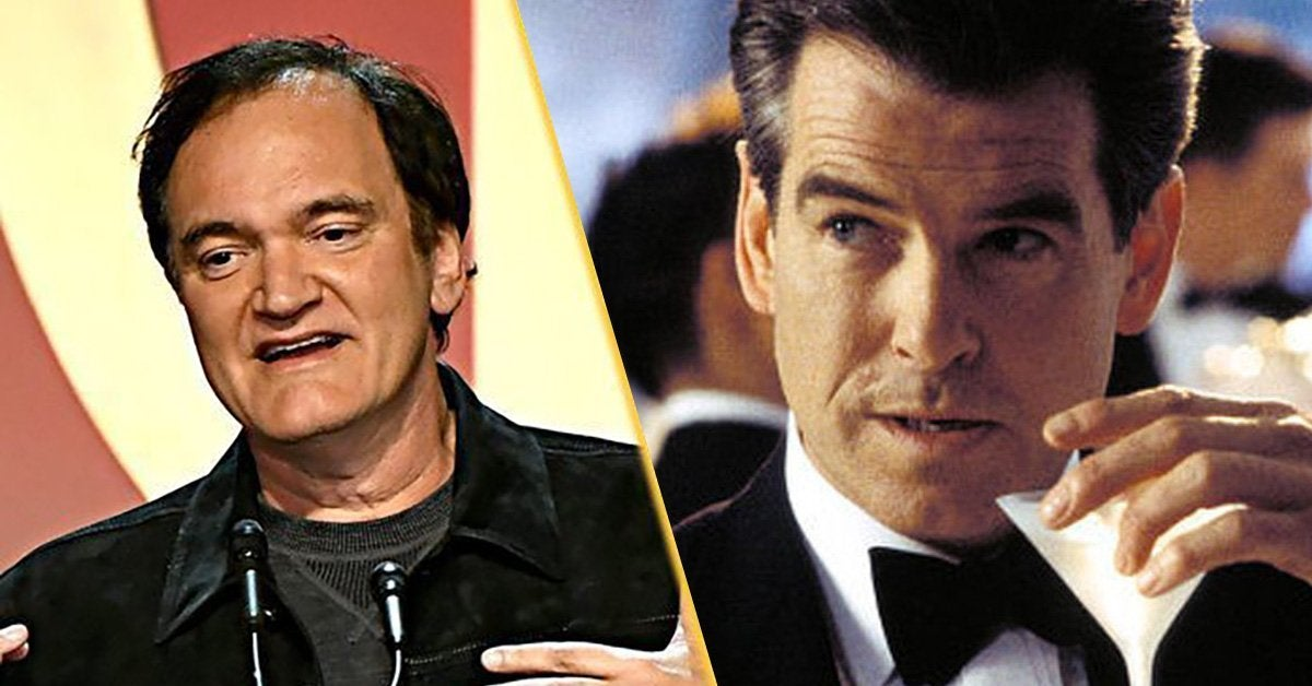 james bond tarantino