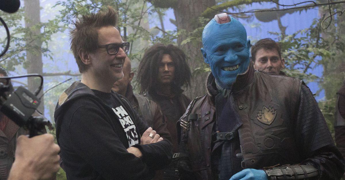 james gunn guardians of the galaxy vol 2 quarantine watch party