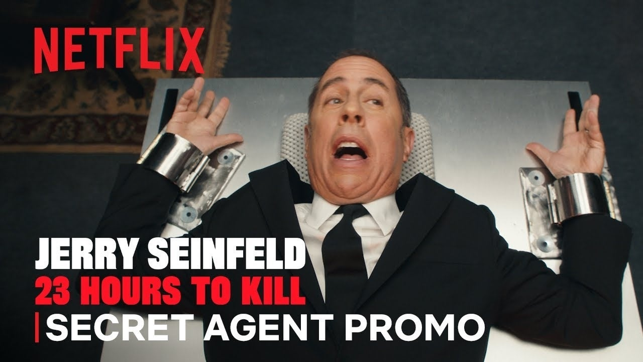 jerry seinfeld netflix special 23 hours to kill