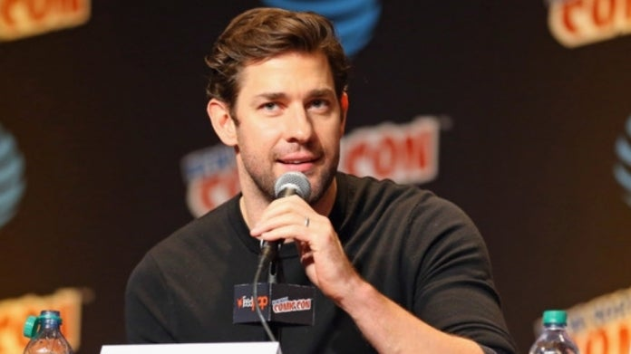 John Krasinski Paul Zimmerman Getty Images