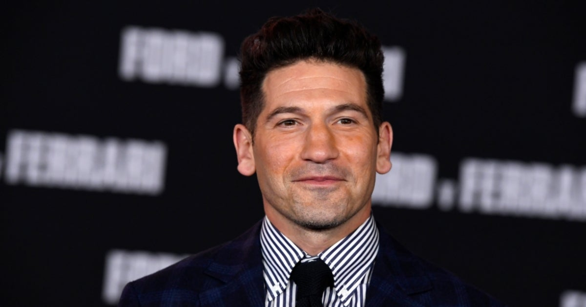 Jon Bernthal Photo credit Frazer Harrison Getty Images