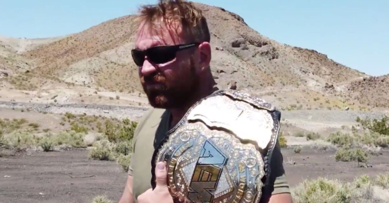 AEW Announces AEW World Champion Jon Moxley vs. MJF for AEW All Out 2020