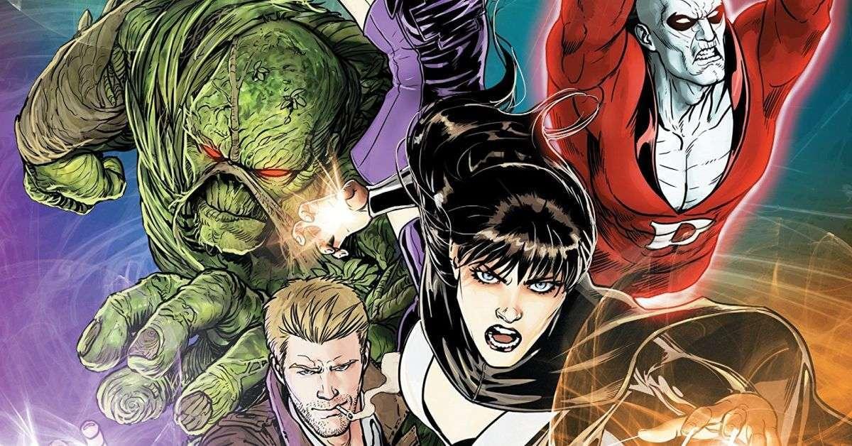 justice league dark reactions jj abrams series