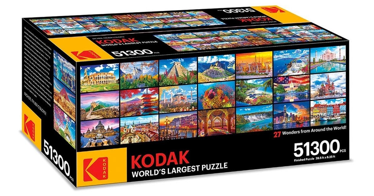 kodak-worlds-largest-puzzle