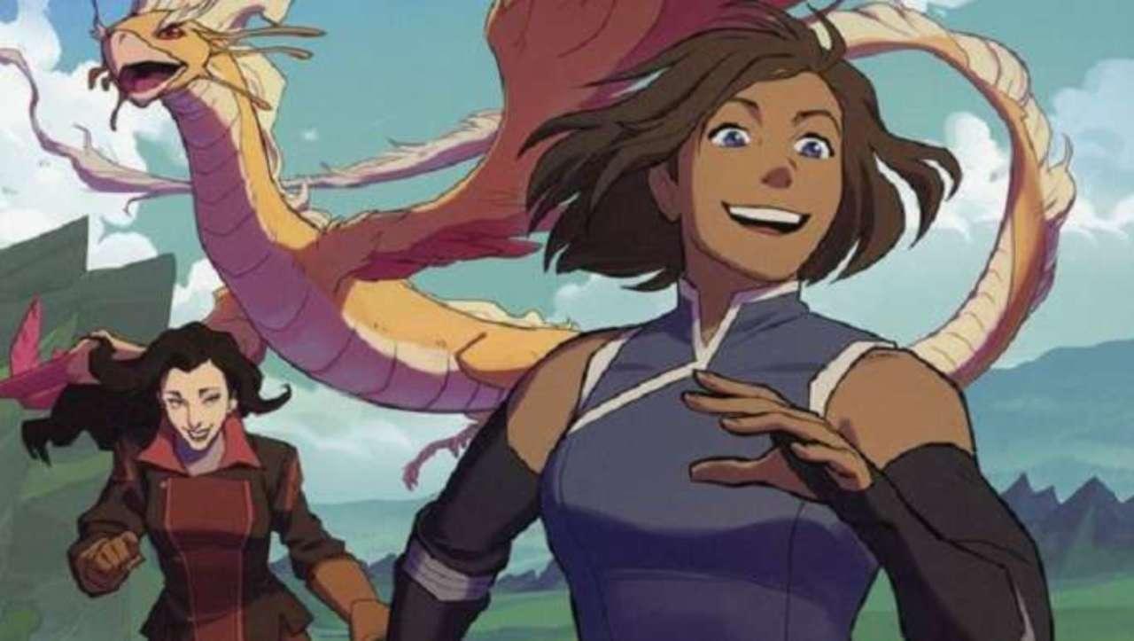 Avatar Korra Stream