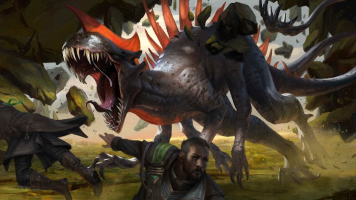 Labrynth Raptor