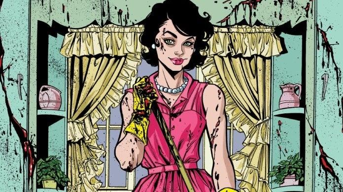 lady killer comic