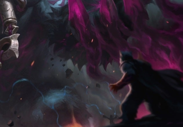 League of Legends Thousand Pierced Volibear